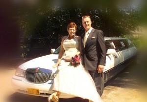 Huwelijk Frans & Karin