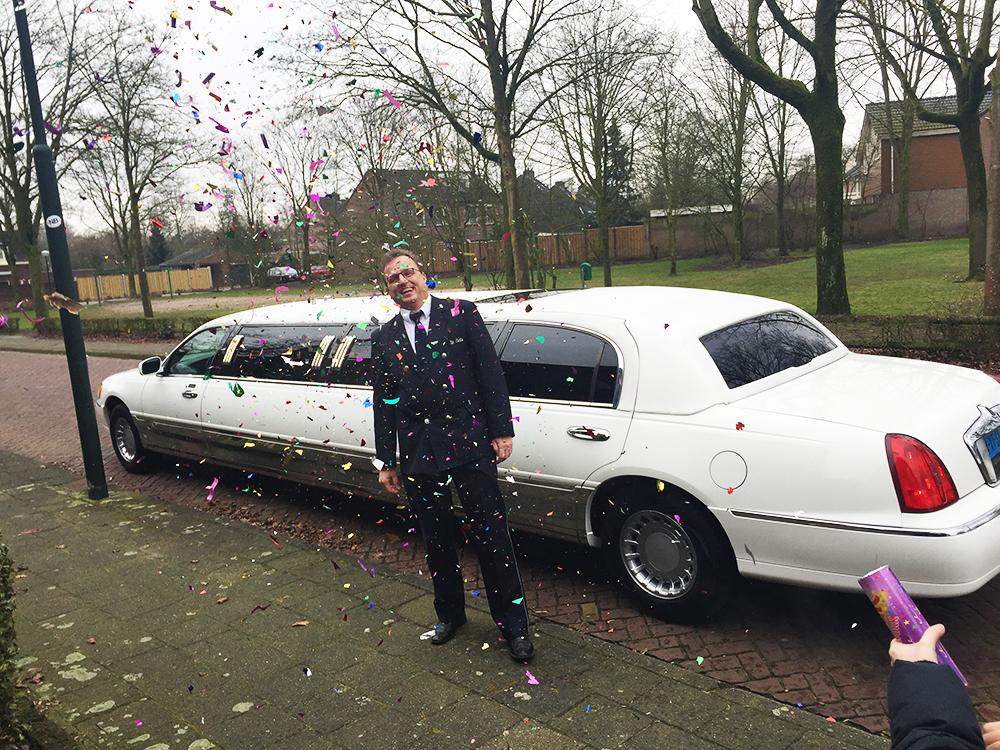 limousine-huren-jubileum