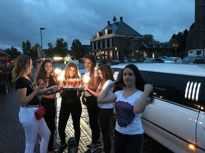 limousine huren verjaardag