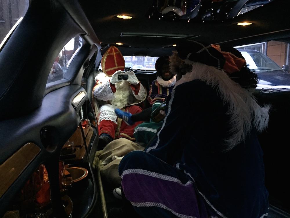 limousine-huren-zakelijk-sinterklaas