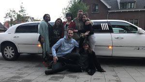 bedrijfsfeest-limousine-huren-in2heaven-feest